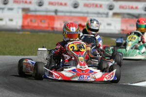 Nicholas Brueckner is set for a double weekend program at the Dallas Karting Complex, opening with Junior Max at the Texas ProKart Challenge opener (Photo: Ken Johnson - Studio52.us)