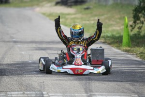 East coast racer Chuck Gafrarar drove to his first ever California PKC victory in TaG Master (Photo: dromophotos.com)