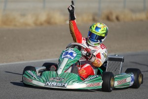 Christian Brooks enters the SpringNationals as one of the new contenders in TaG Junior (Photo: dromophotos.com)