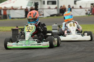 Riley Dickinson and Kaylen Rex Fredrick split the wins in Mini Max (Photo: Dreams Captured Photography)
