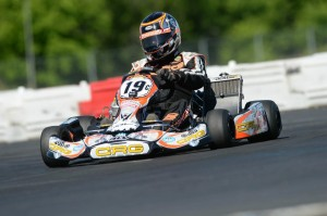 Billy Cleavelin enters the SummerNationals as the point leader in the TaG Master division (Photo: On Track Promotions - otp.ca)