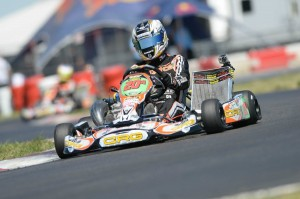 Five-time world karting champion Davide Fore returns to the United States with CRG-USA to battle in S1 once again (Photo: On Track Promotions - otp.ca)