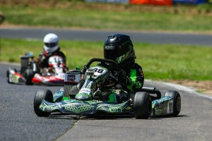 Austin Torgerson scored his first series victory in Mini Max (Photo: SeanBuur.com)