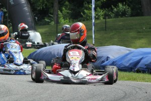Brandon Jarsocrak will attempt to earn a third straight $1,000 pay day in Yamaha Pro (Photo: EKN)
