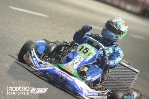 GP driver Gian Cavacuiti scored his first Pro Tour victory in S4 (Photo: On Track Promotions - otp.ca)