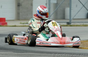 Elliott Finlayson led all 18 laps for his first Leopard Pro victory (Photo: DavidLeePhoto.com)