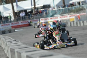 Davide Fore starts from the pole position in S1 (Photo: On Track Promotions - otp.ca)