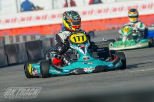 Formula K factory driver Bas Lammers (Photo: On Track Promotions - otp.ca)