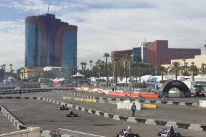 The SKUSA SuperNationals has become the largest event in North America, welcoming drivers from all points of the globe