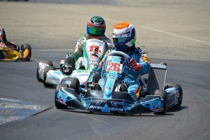 Indy 500 Rookie of the Year Phil Gielber made his return to LAKC with a victory in TaG Senior (Photo: LAKC.org)