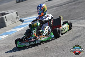 Kalish drove to a 15th place result in his first S2 main event at the SuperNationals (Photo: On Track Promotions - otp.ca)