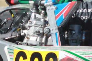 Tech decided the winner in Masters Max, involving components under the engine seal (Photo: EKN)