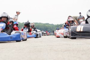 How do we make it so that new style karts can compete with old style karts at the Gold Cup level (Photo: 206Cup.com)