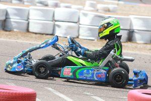 Kiwi Daniel Bray heads up the S1 Pro championship chase (Photo: EKN)