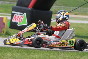 The S4 championship should go down to the wire with Champion Racing's Ryan Kinnear leading into the Pro Tour finale (Photo: EKN)