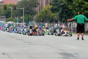 It was a welcomed large turnout in the King of the Streets with a mixture of engine powerplants (Photo: EKN)