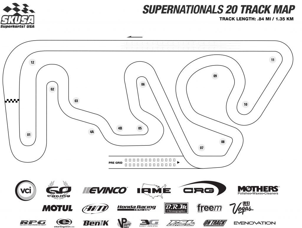 Skusa Supernationals 20 Track Layout Released Ekartingnews