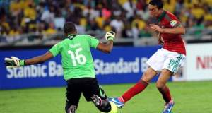 Bafana loss to Ethiopia