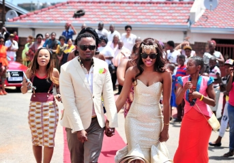 DJ Tira now MARRIED to Gugu Mbabama