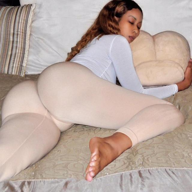 Booty Pillow