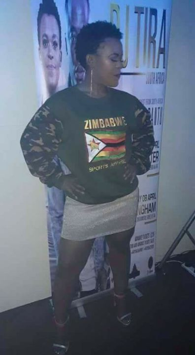 Zodwa Wabantu on performing in Namibia: It was the first