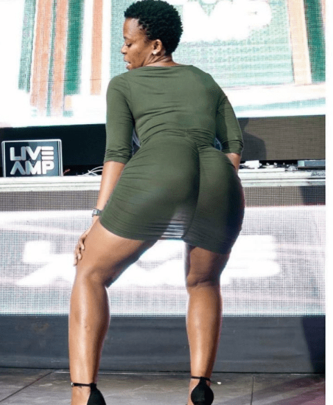 15 More Pictures of Zodwa Wabantu that shows SHE NEVER