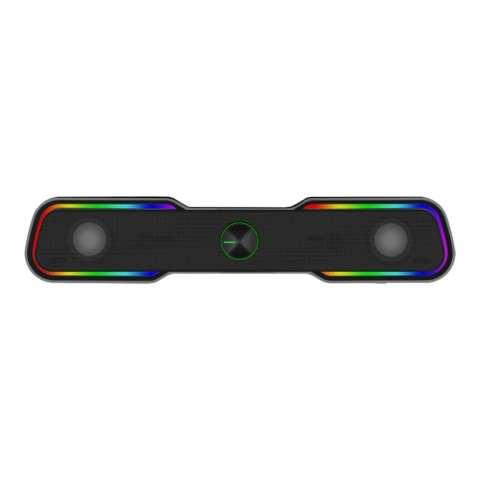 T-DAGGER T-TGS600 RGB SOUNDBAR – BLACK