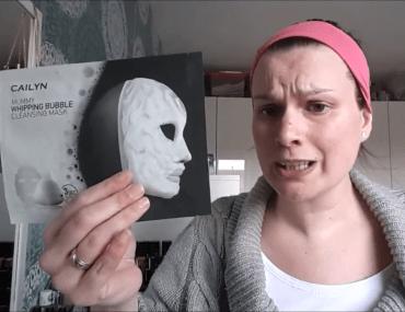 Eke's experiences: Bubble Mask en mini-shoplog Kruidvat