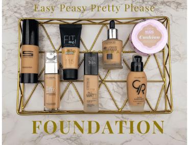 Easy Peasy Pretty Please Foundation
