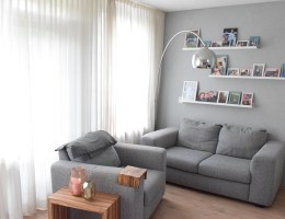 Woonkamer make-over