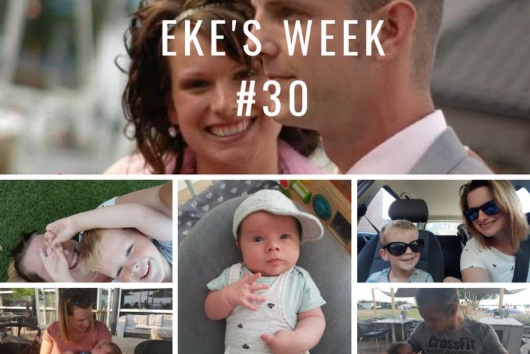 Eke's week #30: Sushi, Strand en 9 jaar getrouwd