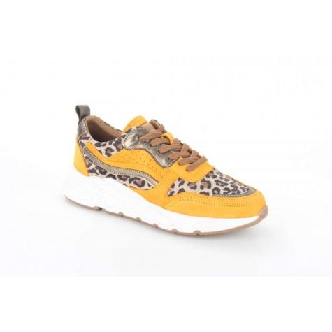 Gele sneaker - PS Poelman