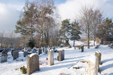 Friedhof in Rübgarten