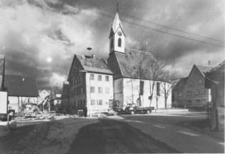 Kirche Gniebel alt 3