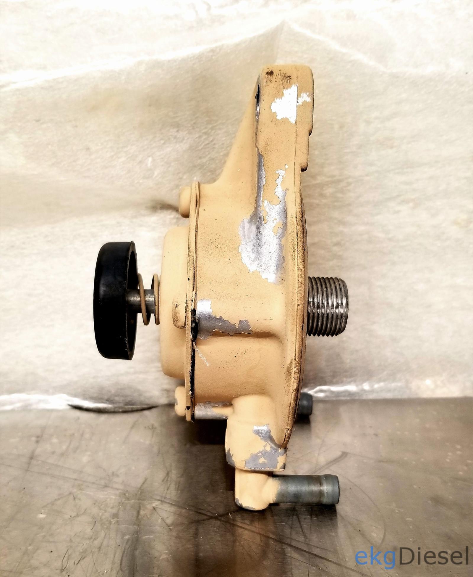 Kubota V3300 Fuel Filter Base Primer Pump Ekg Diesel Filters