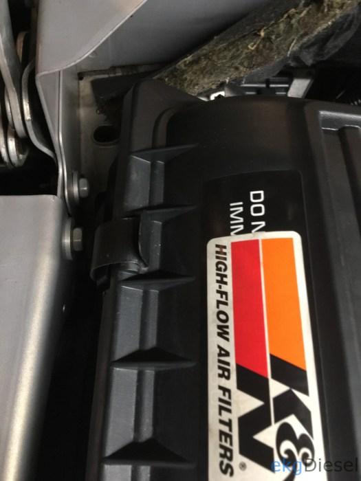 Dodge Cummins air filter