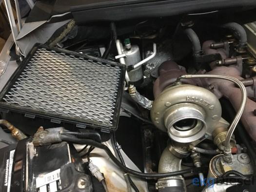 Cummins turbo upgrade