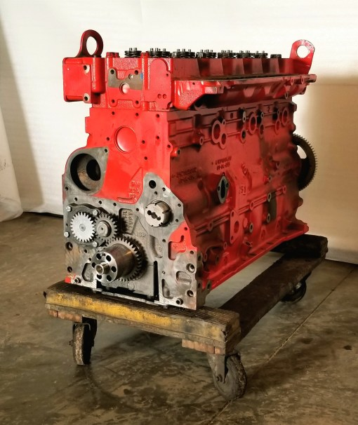 Cummins 5.9l Isb Qsb Long Block Engine C