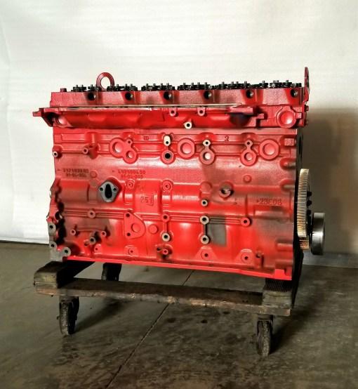 Cummins 5.9l Isb Qsb Long Block Engine E