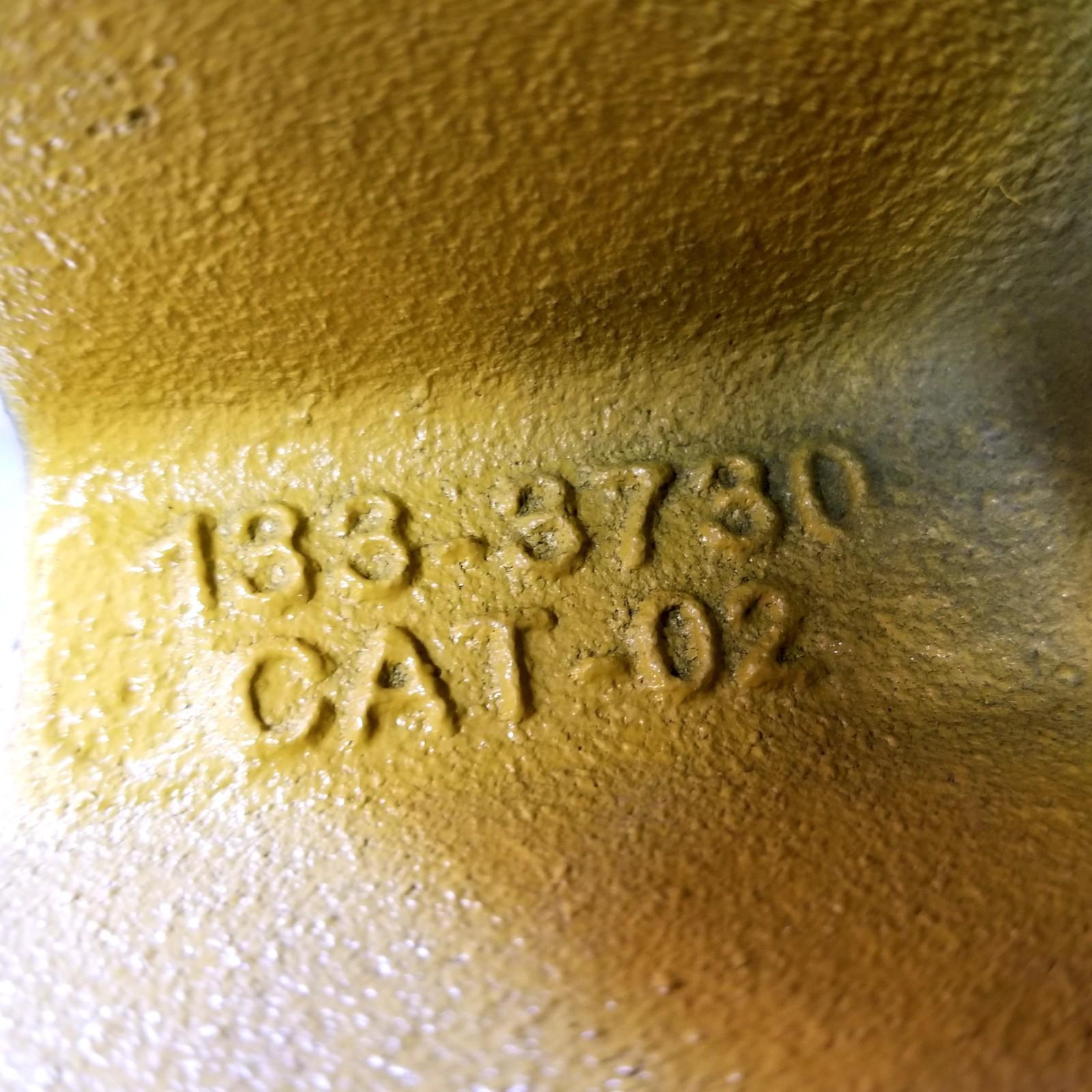 Caterpillar C7 Thermostat Housing  U2013 New Genuine  U2013 133
