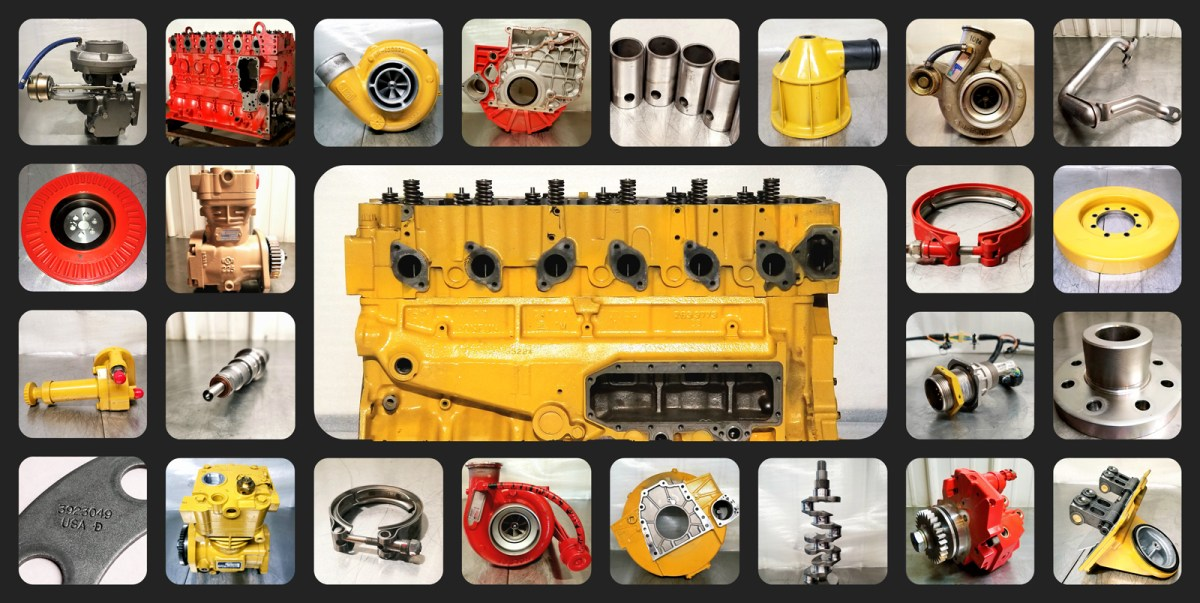 EKG DIESEL | Your Supplier For Diesel Parts & Rebuilt Engines