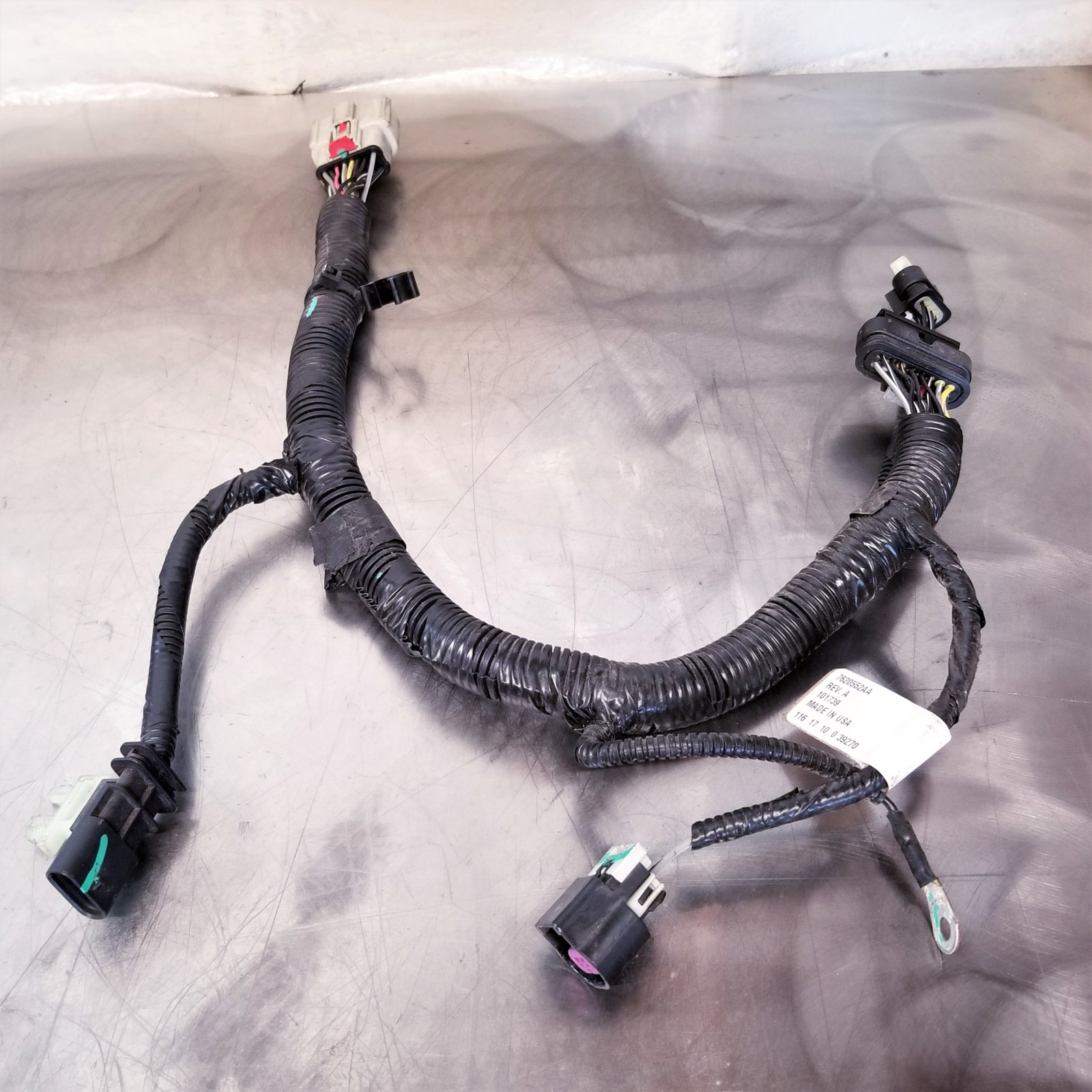 Sensational Genuine Cummins Diesel Exhaust Fluid Ram 6 7 Def System Main Wiring 101 Vieworaxxcnl