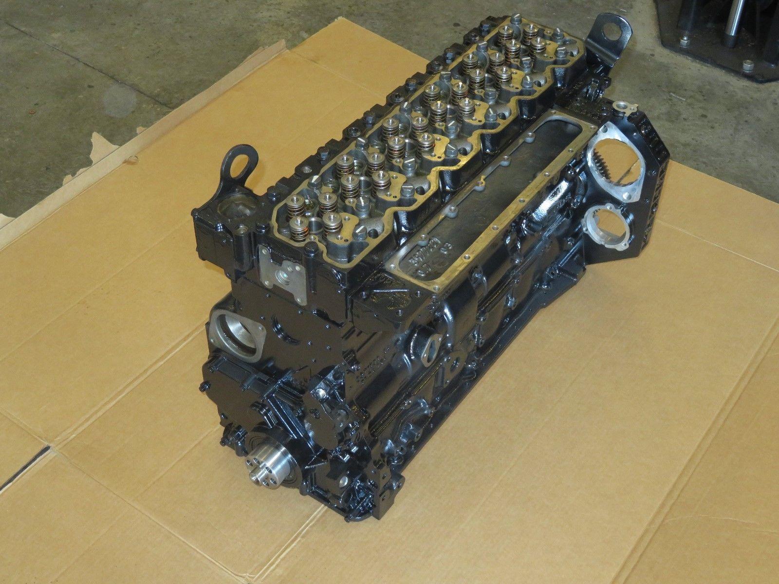 Cummins NEW ISB/QSB 6 7 Long Block new genuine cummins fits Ford F650 F750