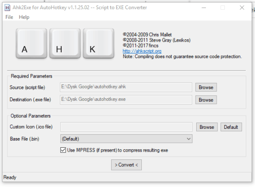 Control music with shortcuts on normal keyboard via AutoHotKey