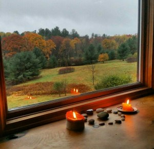 candles-flickering
