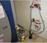 Water Furnace Envision Heat Pump Project, Problems ...