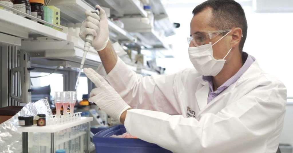 Hopes raised for early blood test to help fight Alzheimers.img