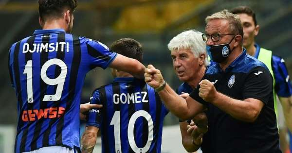Inter stay second ahead of Atalanta in Serie A final.img