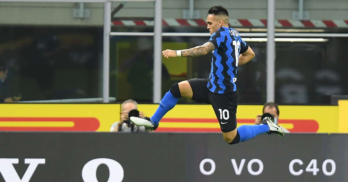 Martinez solo goal completes Inter win over Napoli.img