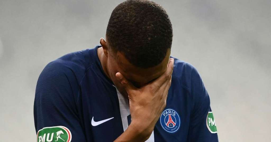 PSG forward Mbappe out of Champions League quarter final against Atalanta.img